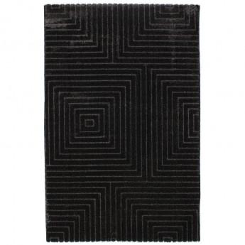 Черный Ковер LUNA 2455A