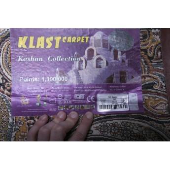 Kashan 607 BLUE №1