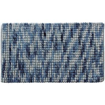 16223 WOVEN RUG BLUE №19