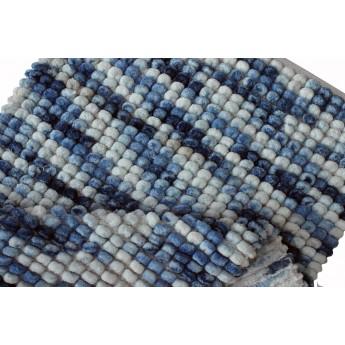 16223 WOVEN RUG BLUE №20