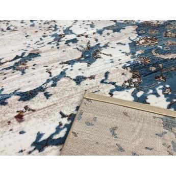 PESAN W4017 IVORY/BLUE №5