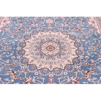ESFEHAN 4878A BLUE/IVORY №7