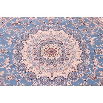 ESFEHAN 4878A BLUE/IVORY №56