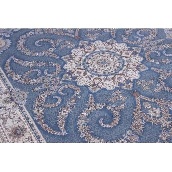 ESFEHAN 9720A BLUE/IVORY №4