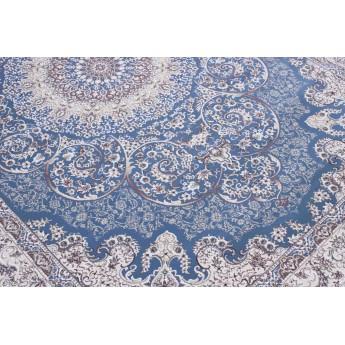 ESFEHAN 9724A BLUE/IVORY №5