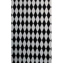 ALMINA 126702 1-BLACK/WHITE