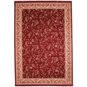 красный прямоугольный Ковер высокой плотности  IMPERIA 5816A