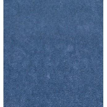 синий Ковролин для дома SPINTA