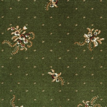 зеленый Коммерческий ковролин WILTON 2102