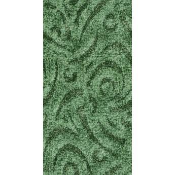 зеленый Ковролин для дома MORANO